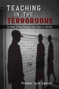 teaching in the terrordome cover
